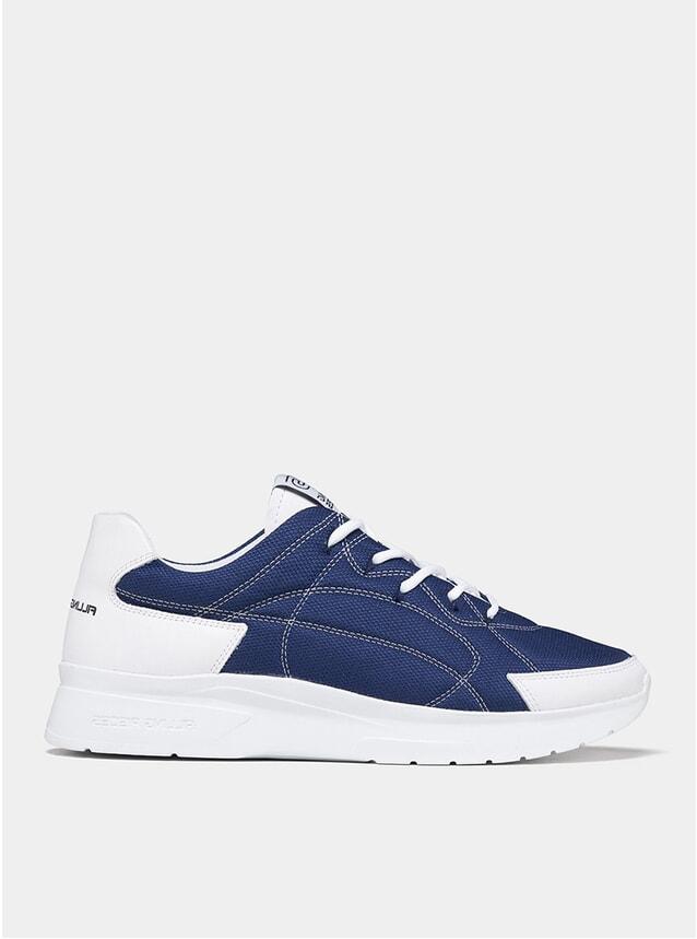 Navy Blue Jet Mist Kyte Sneakers
