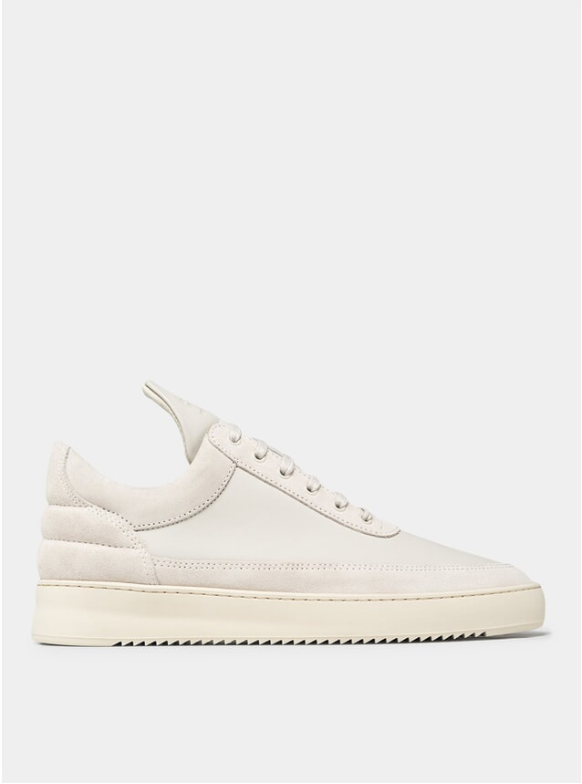 Off White Ejura Low Top Sneakers
