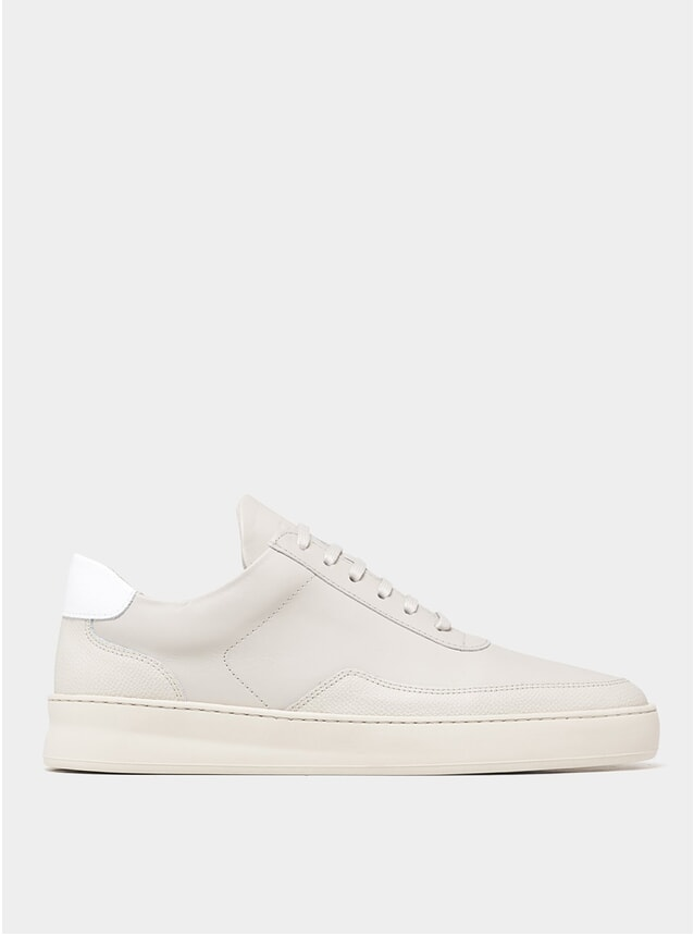 Off White Low Mondo Plain Crums Sneakers