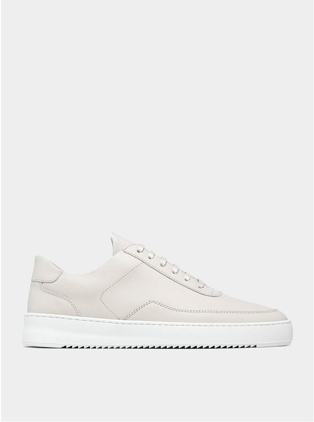 Off White Low Mondo Ripple Matt Sneakers