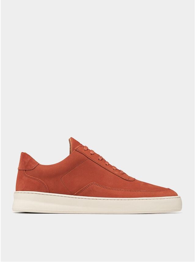 Orange Low Mondo Nardo Sneakers