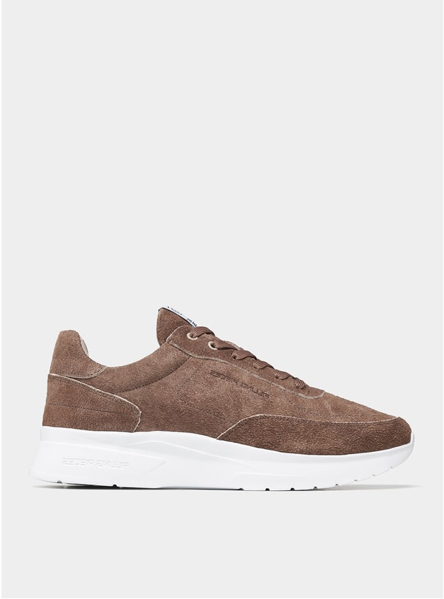 Taupe Jet Runners
