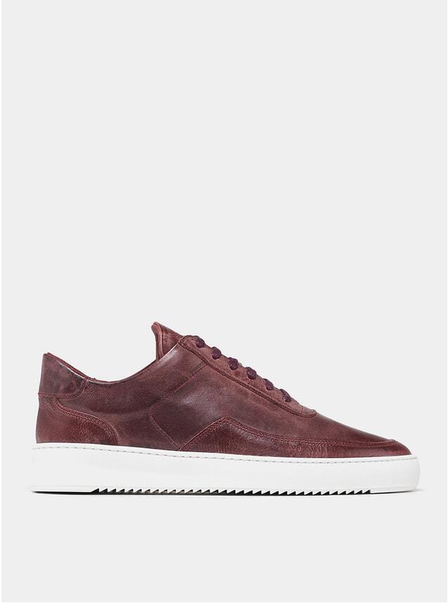 Wash Pink Low Mondo Ripple Sneakers
