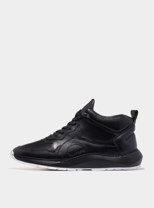 Black Origin Arch Runner Blaze Sneakers