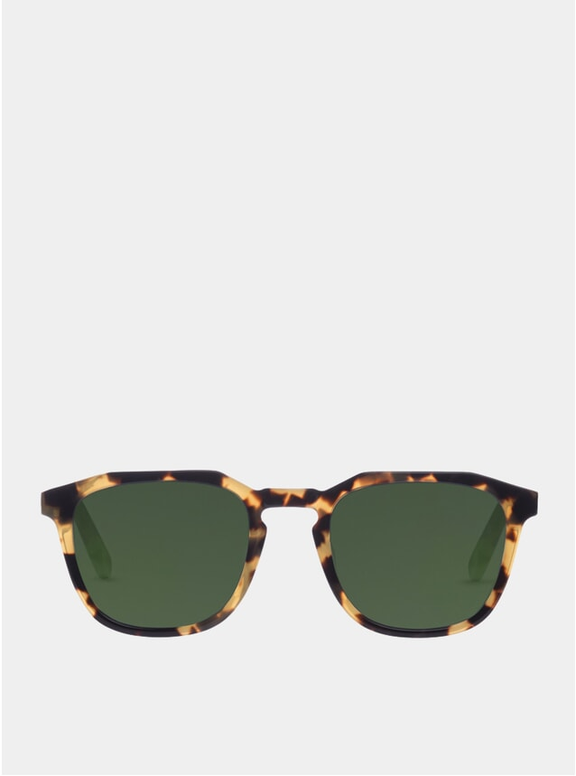 Light Tortoise Marshall Sunglasses