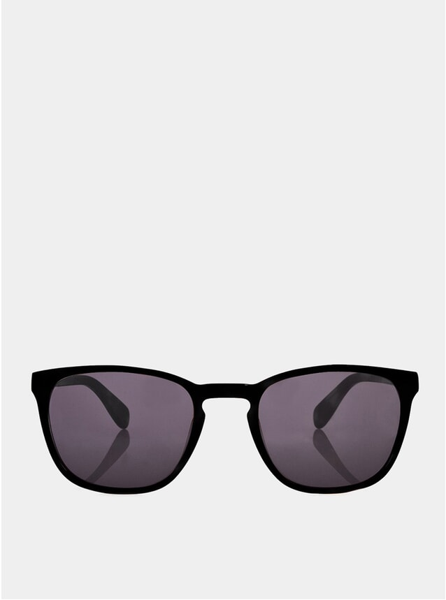 Black Bowery Sunglasses