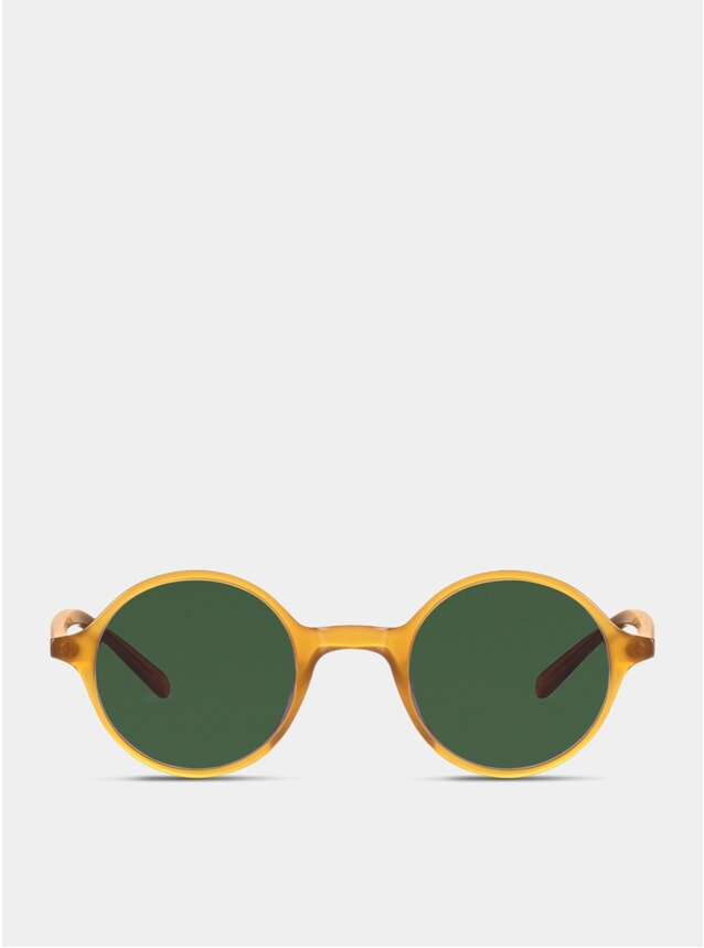 Amber / Green Onslow Sunglasses