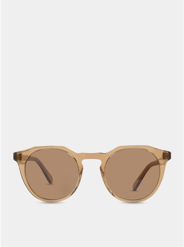 Butterscotch / Brown Sunglasses