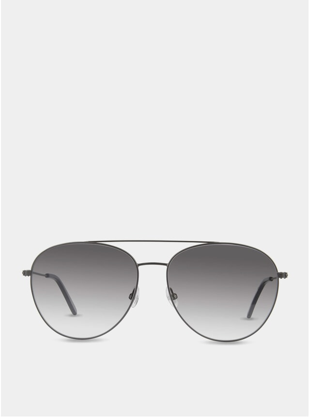 Charcoal / Grey-White Taplow Sunglasses