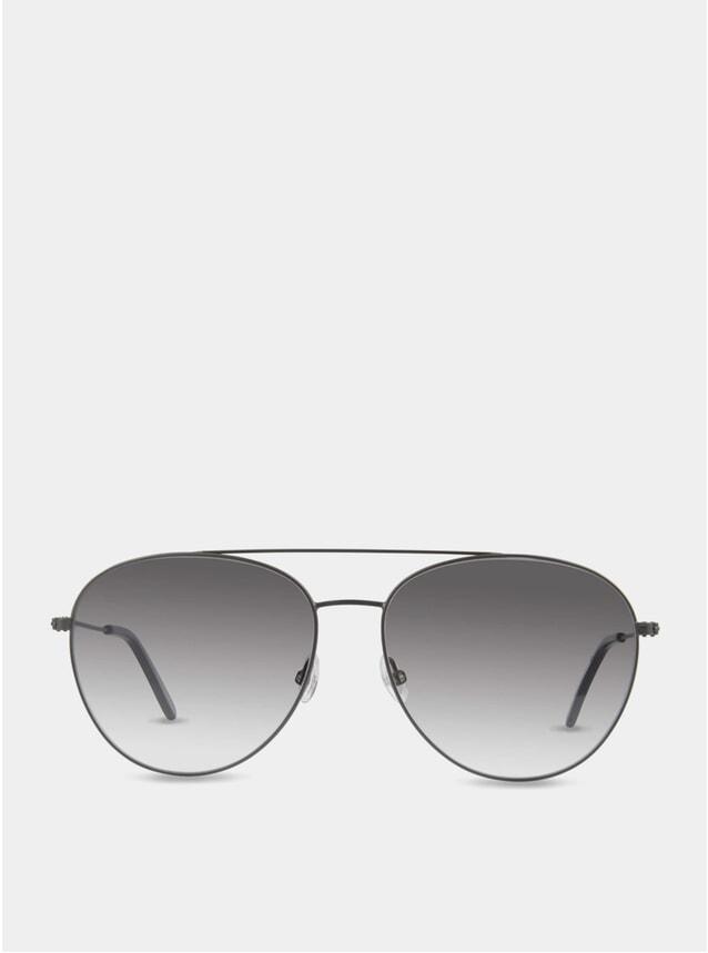 Charcoal / Grey-White Taplow Sunglasses