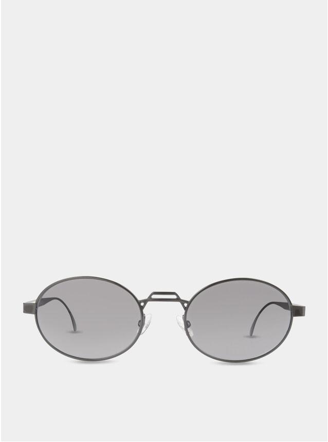 Charcoal / Grey Nelson Sunglasses