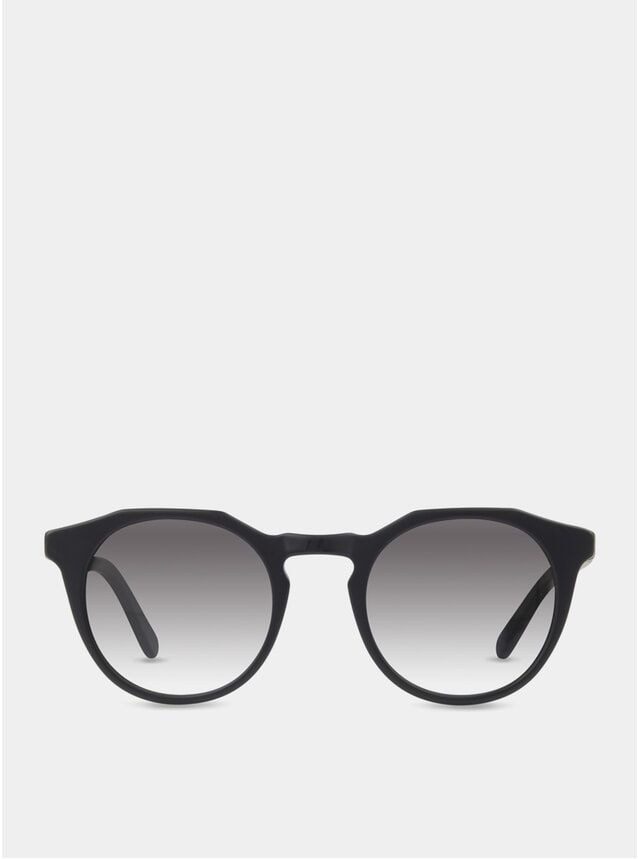 Matte Black / Grey-White Archer Sunglasses