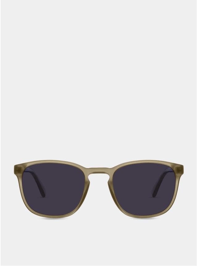 Olive / Grey Bowery Sunglasses