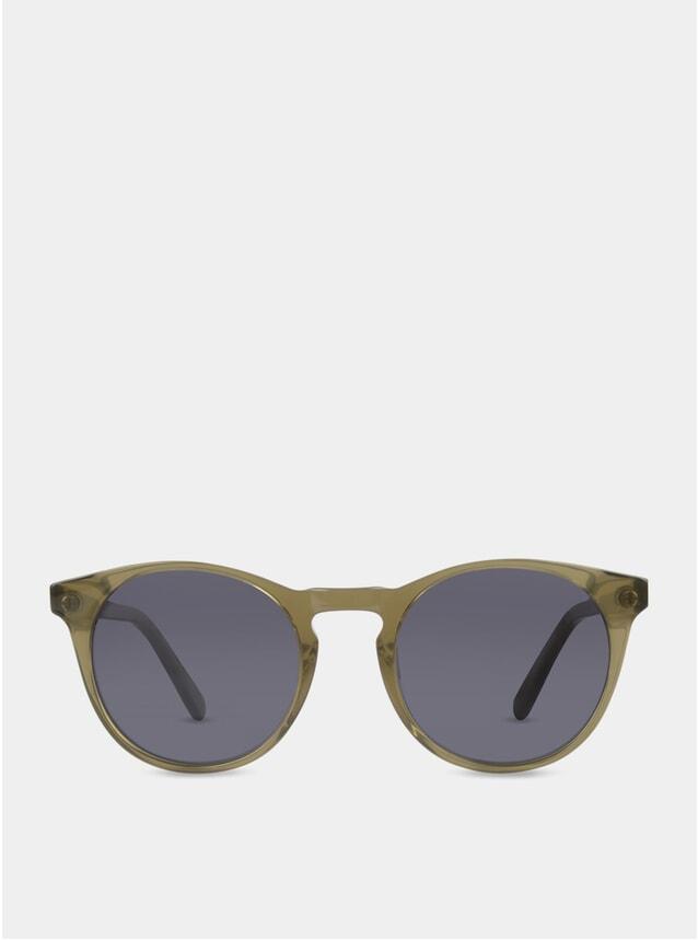 Olive / Grey Percy Sunglasses