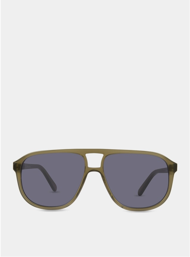 Olive / Grey Wentworth Sunglasses