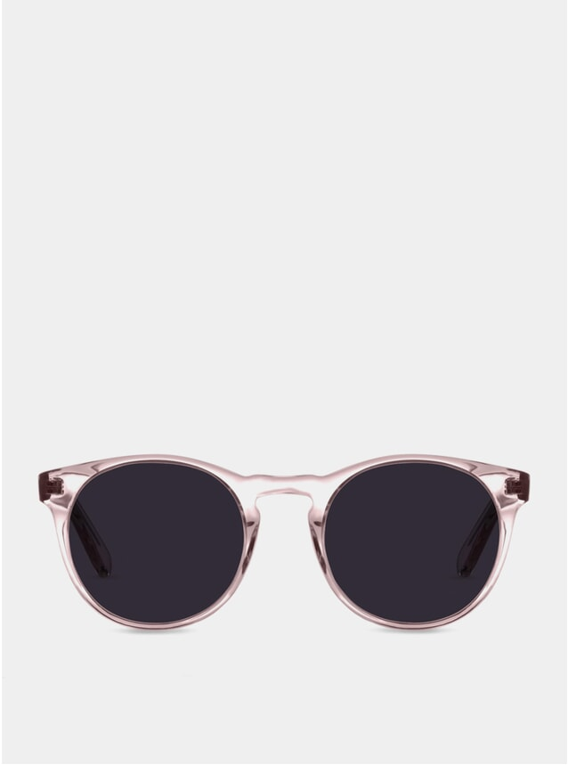 Rose / Grey Percy Sunglasses