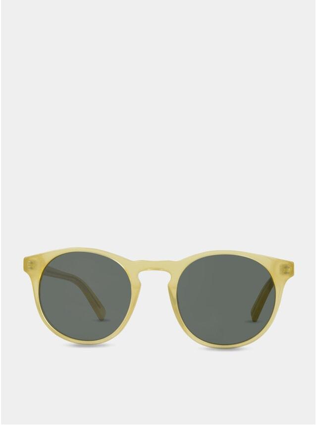 Sherbert Lemon / Green Percy Sunglasses