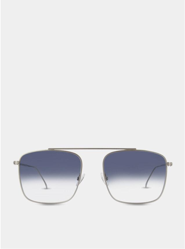 Silver Parker Sunglasses