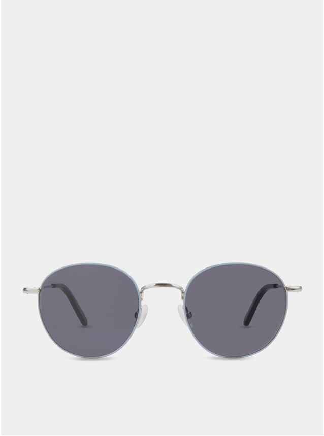 Sky Blue / Grey Oswald Sunglasses
