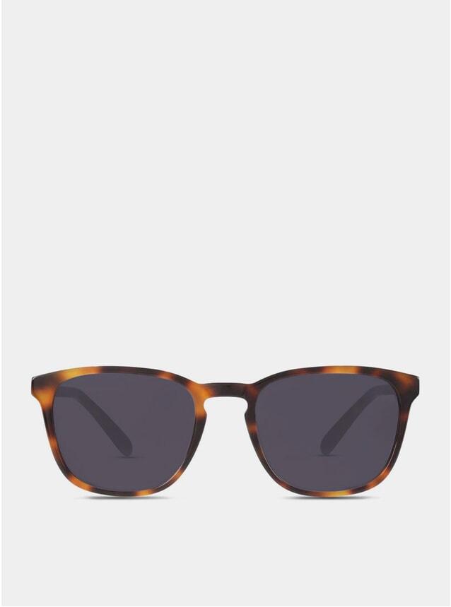 Tortoise / Grey Bowery Sunglasses