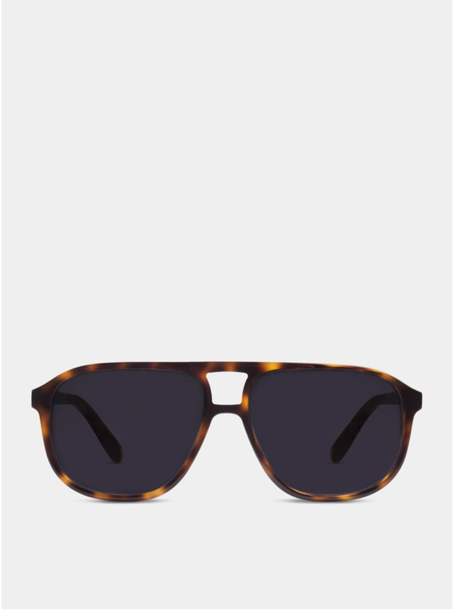 Tortoise / Grey Wentworth Sunglasses