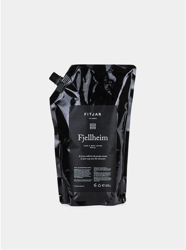 Fjellheim Hand & Body Lotion 1LT Refill