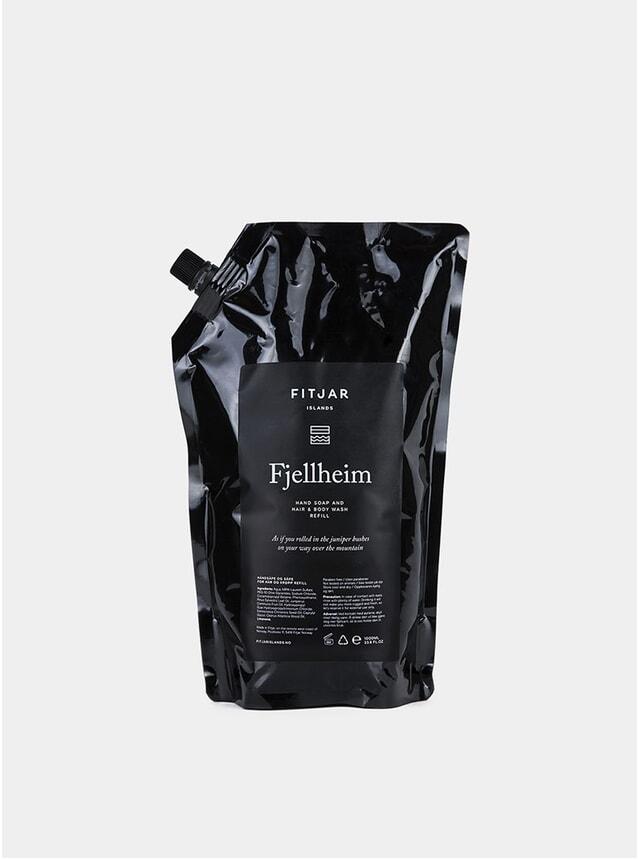 Fjellheim Hand Soap / Hair & Body Wash 1L Refill