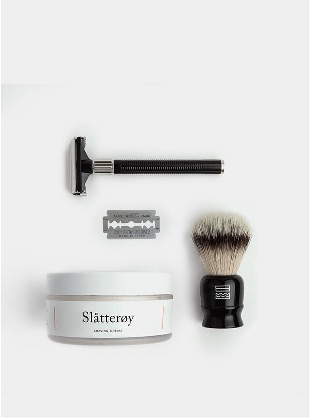 Slåtterøy Jumpstart Shaving Set