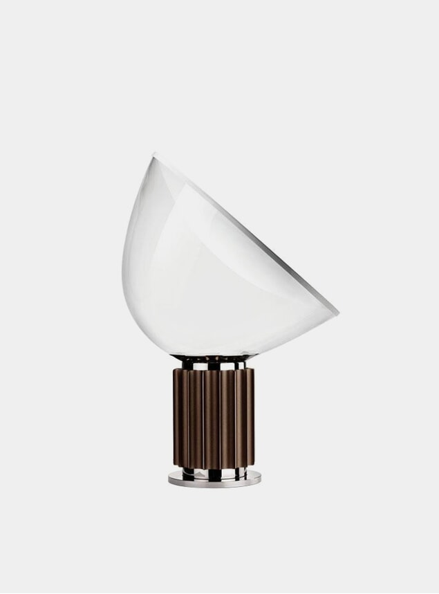 Anodized Bronze Taccia Table Lamp