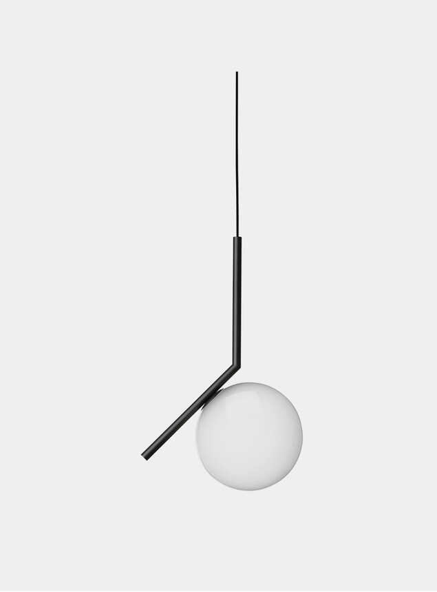Black IC Pendant Light