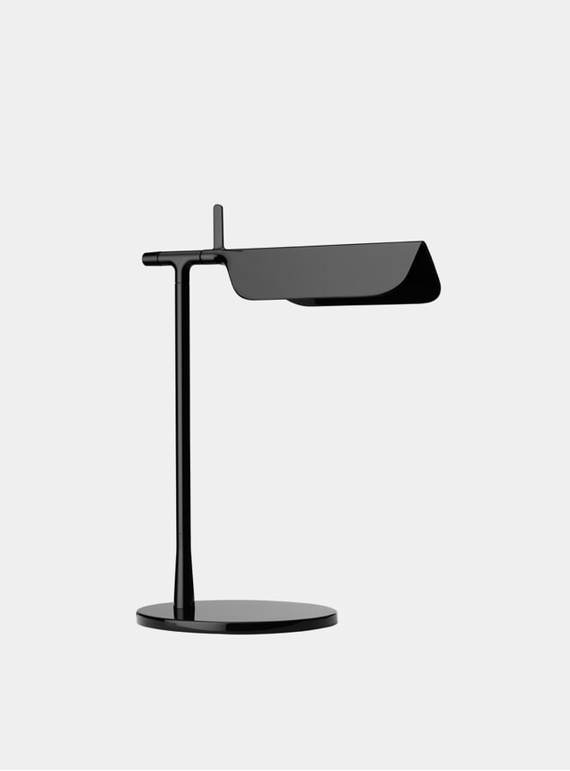 Black Tab Table Lamp