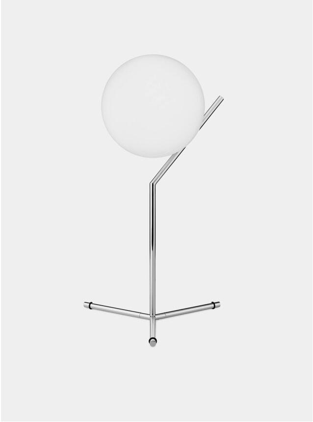 Chrome IC T1 High Table Lamp