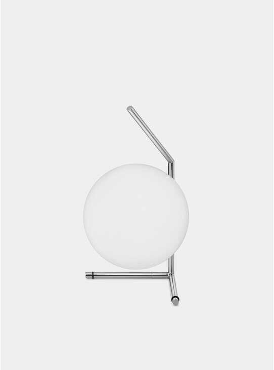 Chrome IC T1 Low Table Lamp
