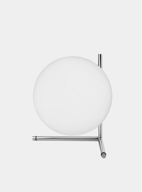 Chrome IC T2 Table Lamp