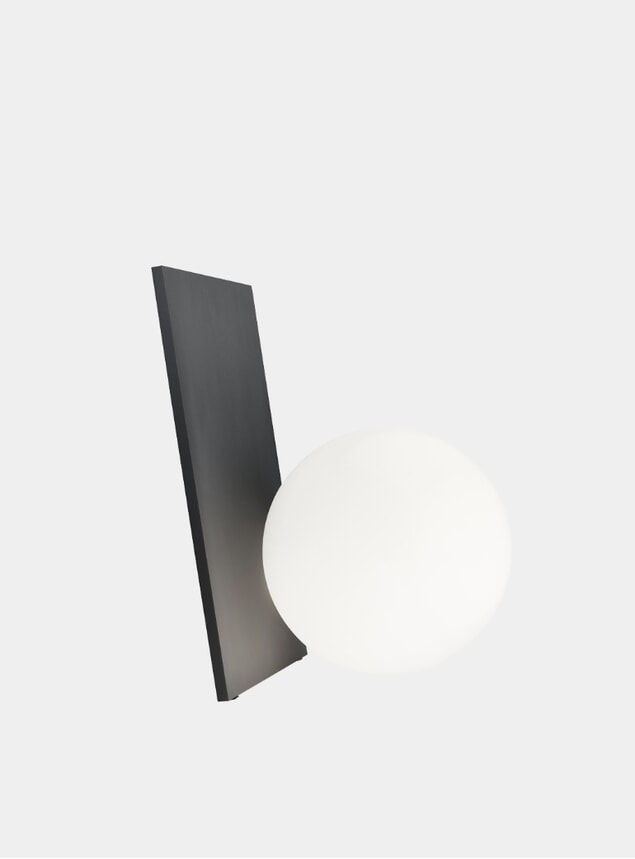 Graphite Extra Table Lamp