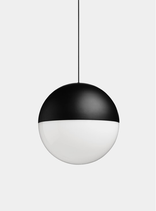 Sphere String Pendant Light