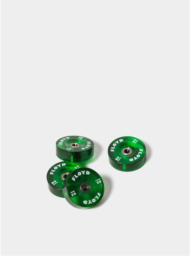 Green Floyd Wheel Set