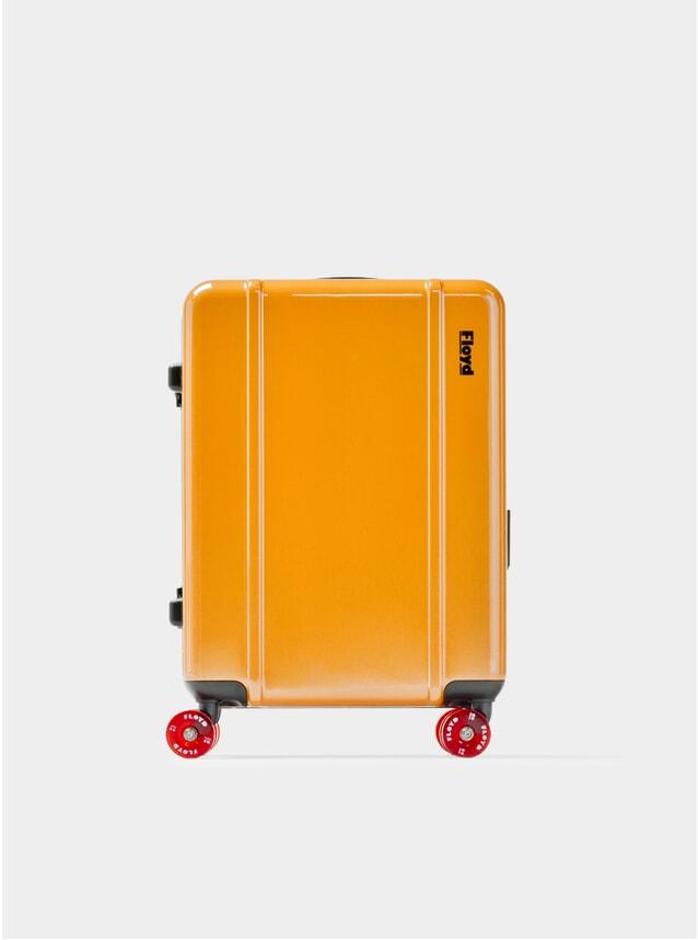 Sunset Orange Cabin Suitcase