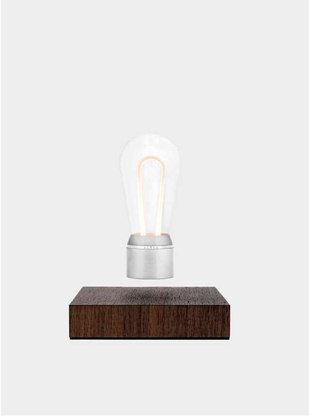 Nikola Levitating Light Bulb