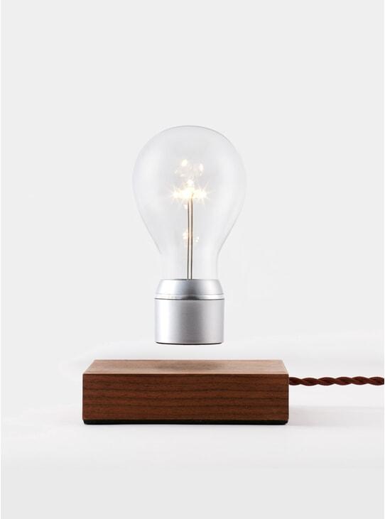Manhattan Levitating Lightbulb