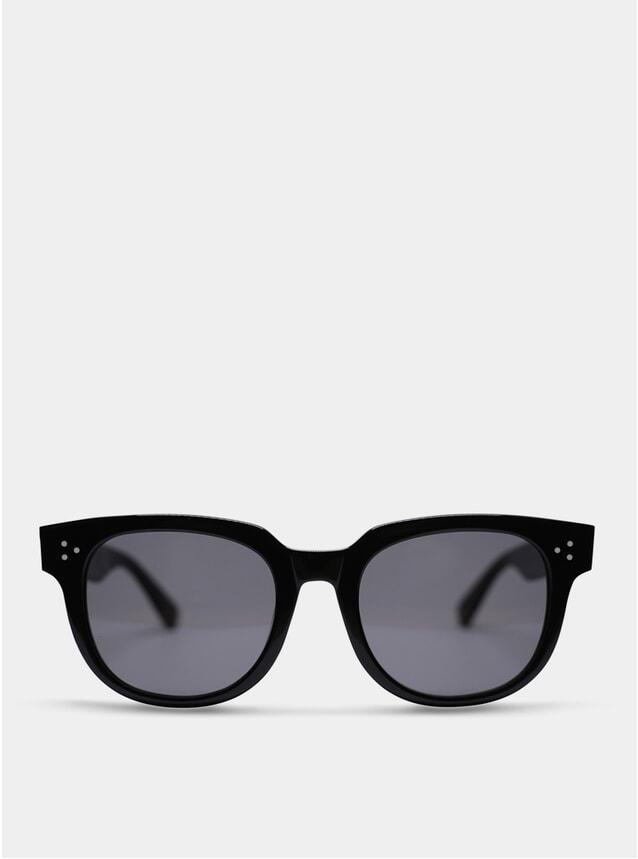 Black De Lange Sunglasses