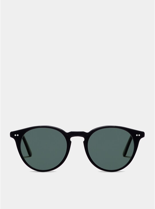 Black Goldlover Sunglasses