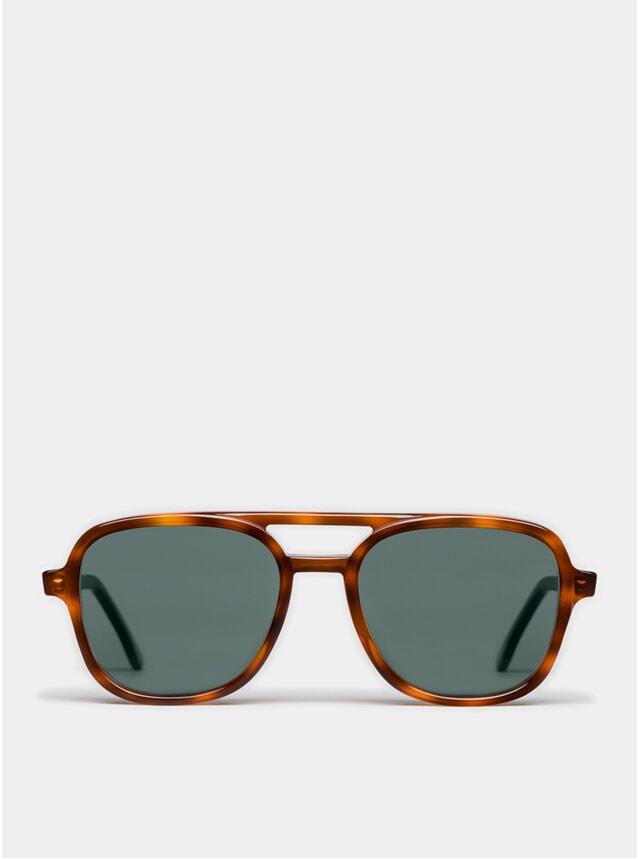 Dark Brown Wiser Sunglasses