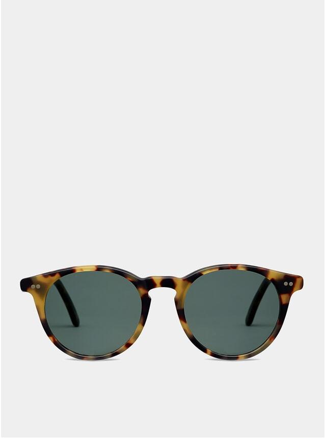 Dark Tortoise Goldlover Sunglasses
