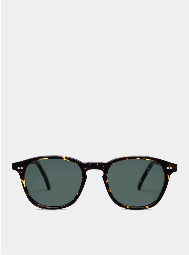 Dark Tortoise Hero Sunglasses