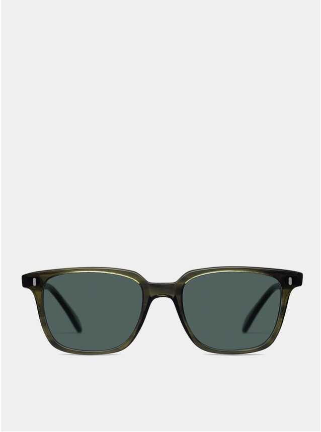 Olive Boomber Sunglasses