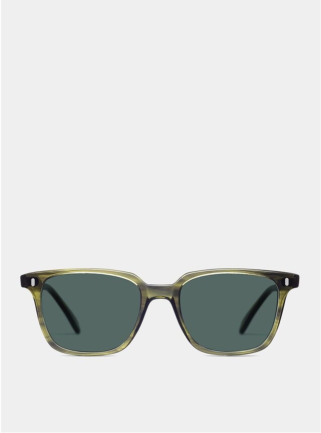 Olive Boomer Sunglasses