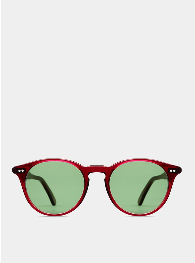 Red Wine Goldlover Sunglasses