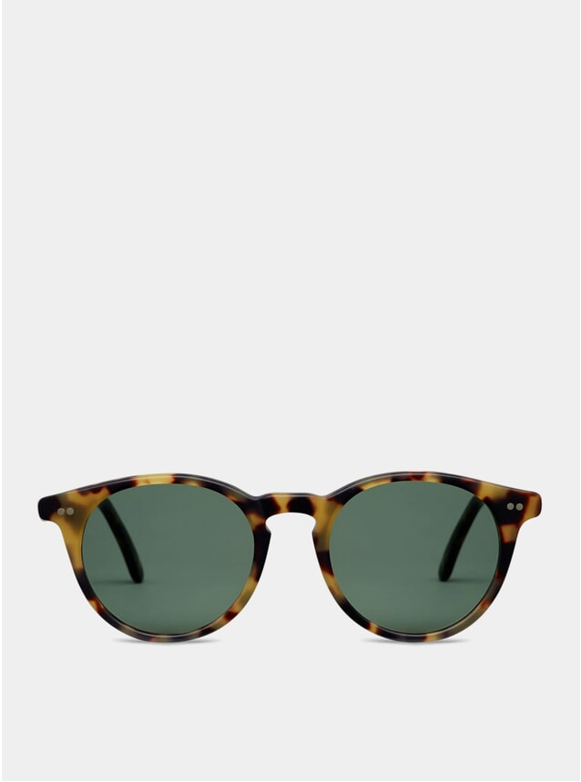 Tortoise Matte Goldlover Sunglasses