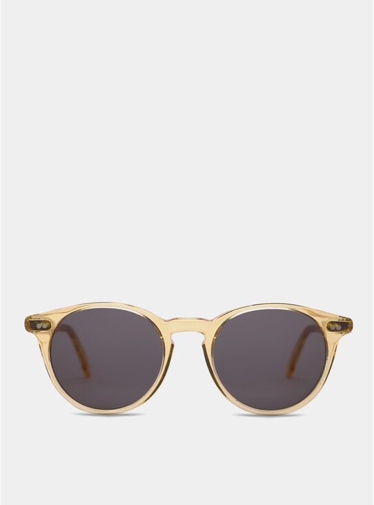 Yellow Goldlover Sunglasses
